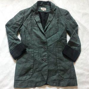 Wilfred | Green blazer